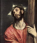 Christ Carrying the Cross.