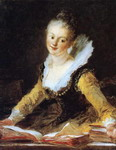Portrait of a Girl (Study or Song).