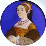 Portrait of an Unknown Lady (Catherine Howard?)