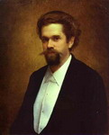 Portrait of the Cellist S. Morozov.