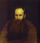 Portrait of the Artist Vasily Vereshchagin.