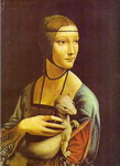 Portrait of Cecilia Gallerani (Lady with an Ermine).