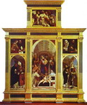 St. Dominic Polyptych.