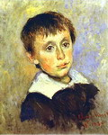 Portrait of Jean Monet.