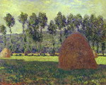 Haystack at Giverny.