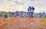 The Fields of Poppies.