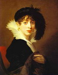 Portrait of Countess Sophia Stroganoff.