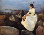 Summer Night (Inger on the Shore).
