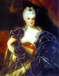 Portrait of Catherine I