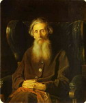 Portrait of the Author Vladimir Dahl.