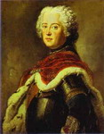 Frederick the Great as Crown Prince.