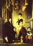The Family of the Duke of Marlborough.