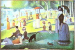 A Sunday on La Grande Jatte.