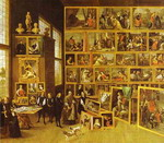 The Art Collection of Archduke Leopold-Wilhelm in Brussels.