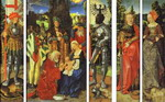 The Three Kings Altarpiece.