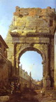 Rome: The Arch of Titus.