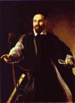 Portrait of Maffeo Barberini.