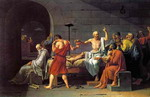 The Death of Socrates.