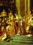 Consecration of the Emperor Napoleon I and Coronation of the Empress Josephine in the Cathedral of N