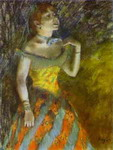 The Green Singer.