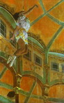 Mlle La La at the Circus Fernando.