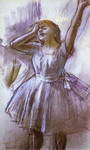 Tired Dancer.