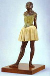 Little Fourteen-Year-Old Dancer.