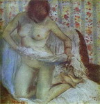 After the Bath.