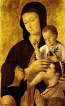 Madonna and Child with Donors.