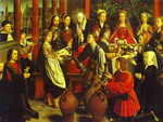 The Marriage at Cana.