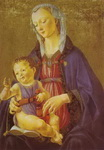 Madonna and Child.