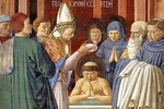 Baptism of St. Augustine.