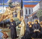 The Parable of the Holy Trinity and the Visit to the Monks of Mount Pisano